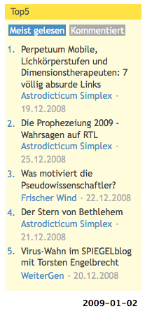 pseudoscienceblogs.de