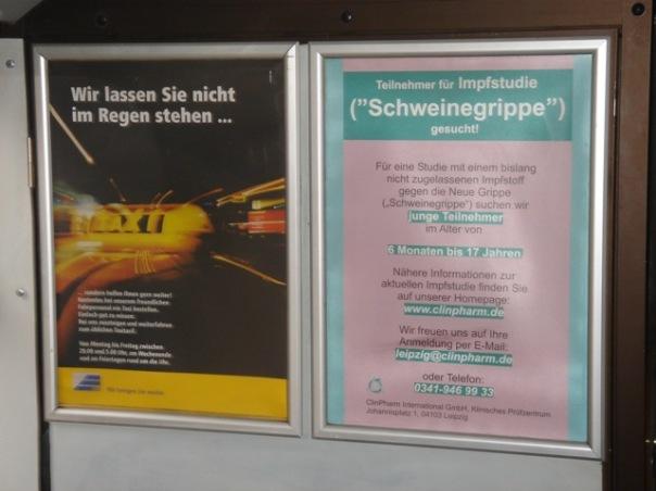 Leipzig: Teilnehmer gesucht für Schweinegrippe-Impfstudie